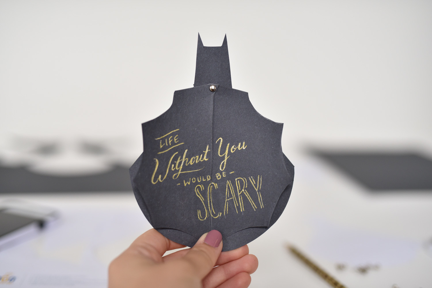 Going Batty for Recognition